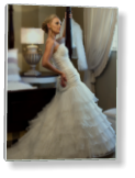Bridal gown image