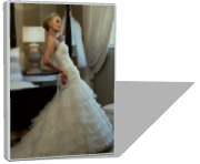 Wedding designer dress